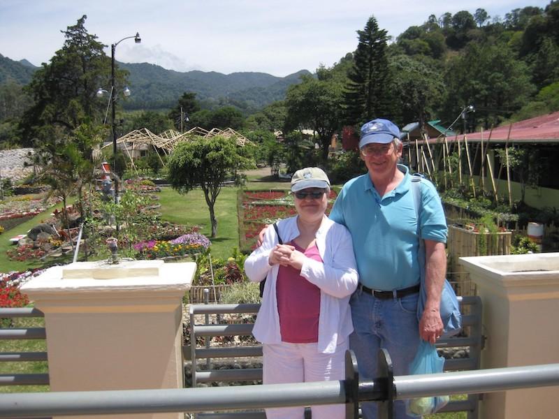 visiting Boquete, Panama