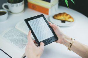 bring an e-reader